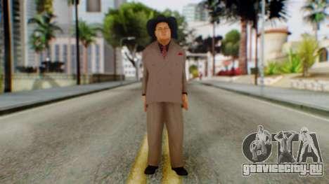 WWE Jim Ross для GTA San Andreas второй скриншот