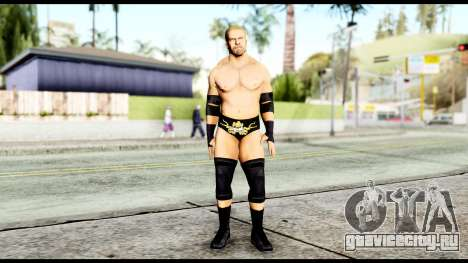 WWE Triple H для GTA San Andreas второй скриншот