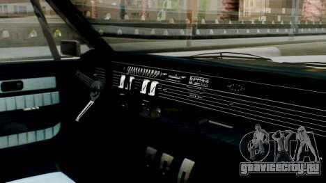 GTA 5 Vapid Chino Tunable IVF PJ для GTA San Andreas вид справа