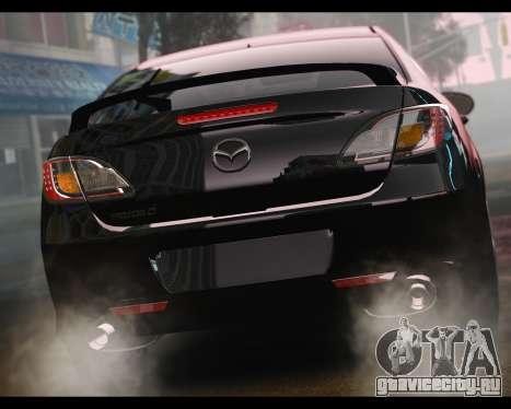 Mazda 6 Sport для GTA 4 вид слева
