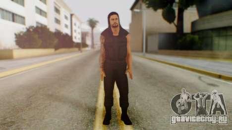 Roman Reigns для GTA San Andreas второй скриншот
