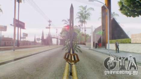 KHBBSFM - X-Blade для GTA San Andreas третий скриншот