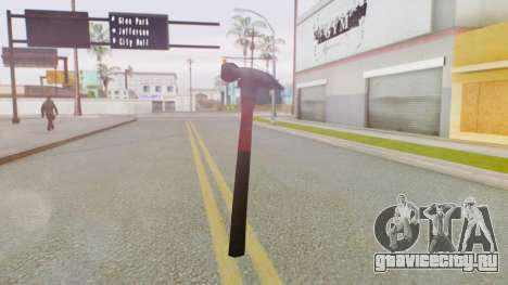 Vice City Hammer для GTA San Andreas второй скриншот