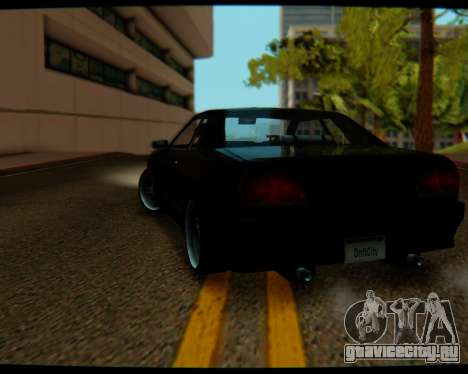 Elegy Stock HD by Balalaika для GTA San Andreas вид слева