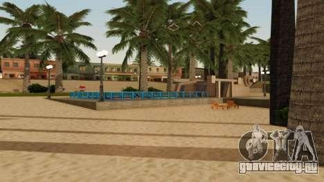ENB by Robert v8.4 для GTA San Andreas второй скриншот