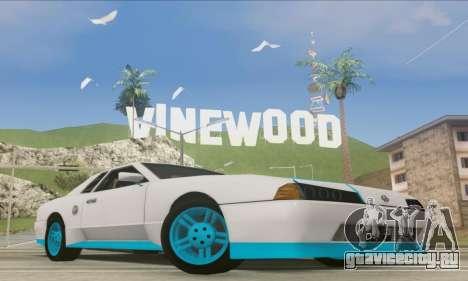 Elegy DRIFT KING GT-1 [2.0] (New wheels) для GTA San Andreas