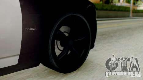 New Police LV для GTA San Andreas вид сзади слева