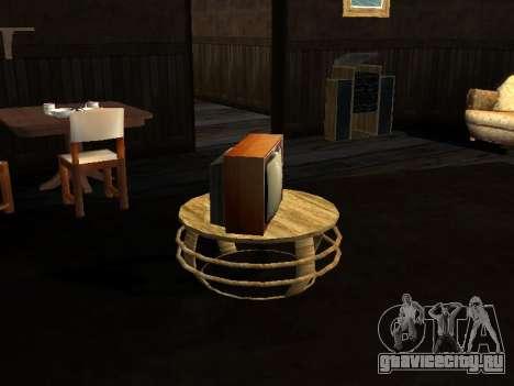Телевизор Берёзка-212 для GTA San Andreas третий скриншот