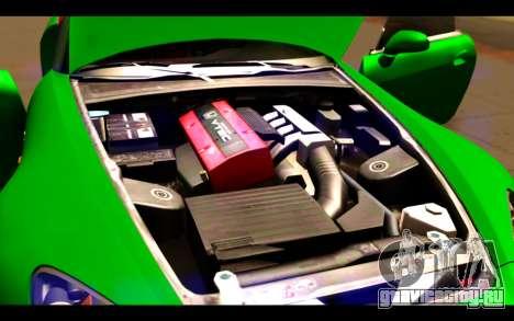 Honda S2000 для GTA San Andreas вид снизу