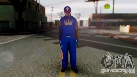 Rey Misterio для GTA San Andreas второй скриншот