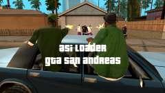 ASI Loader для GTA San Andreas