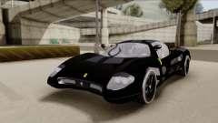 Ferrari P7-2 Shadow