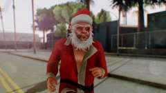 GTA Online Festive Surprise Skin 2 для GTA San Andreas