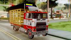 Ford 9000 Con Estacas Stylo Colombia для GTA San Andreas