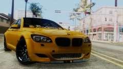 BMW 750Li M Sport для GTA San Andreas