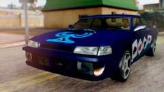 Sultan Винил Карты из NFS Underground 2 для GTA San Andreas