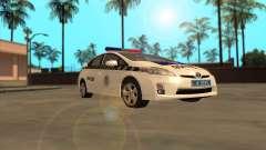 Toyota Prius Полиция Украины для GTA San Andreas