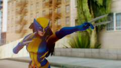Marvel Heroes X-23 (All new Wolverine) v1 для GTA San Andreas