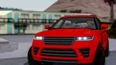 GTA 5 Gallivanter Baller LE LWB Arm