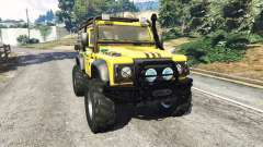 Land Rover Defender 90 1990 v1.1