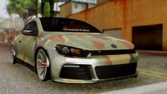 Volkswagen Scirocco R Army Edition