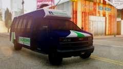 GTA 5 Rental Shuttle Bus Touchdown Livery