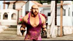 WWE Ryback для GTA San Andreas
