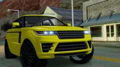 GTA 5 Gallivanter Baller LE