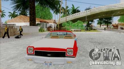 Chevrolet El Camino My Name is Earl v1.0 для GTA San Andreas