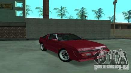 Mitsubishi Starion ECI-R для GTA San Andreas