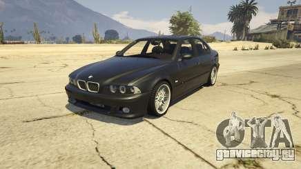 BMW M5 E39 1.1 для GTA 5