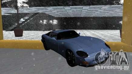 New Banshee с крышей для GTA San Andreas