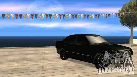 Mercedes Benz E-Class для GTA San Andreas