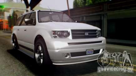 GTA 5 Dundreary Landstalker IVF для GTA San Andreas