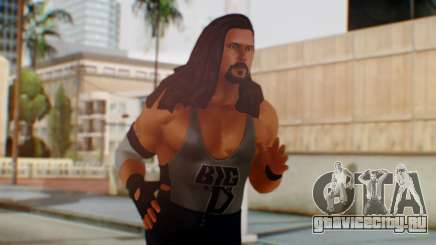 WWE Diesel 2 для GTA San Andreas