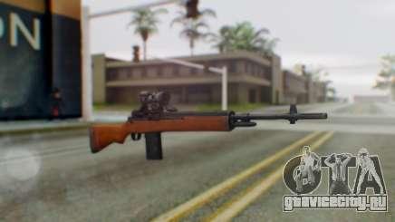 Arma2 M14 Assault Rifle для GTA San Andreas