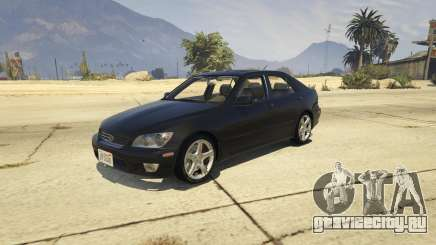 Lexus IS300 Tunable 1.0 для GTA 5