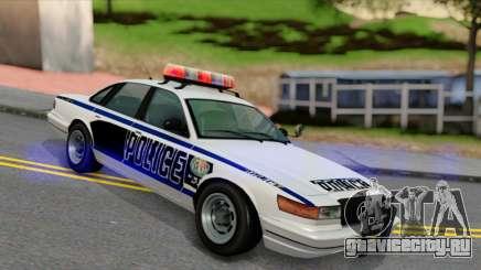 GTA 5 Curie IV Black для GTA San Andreas