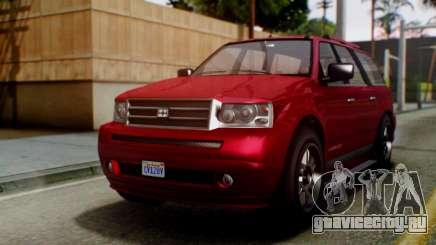 GTA 5 Dundreary Landstalker для GTA San Andreas