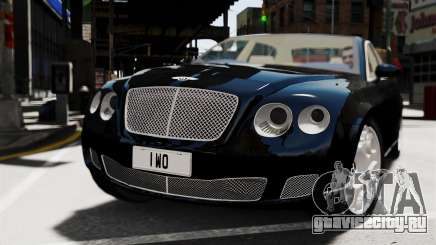 Bentley Continental 2010 Flying Spur Beta для GTA 4
