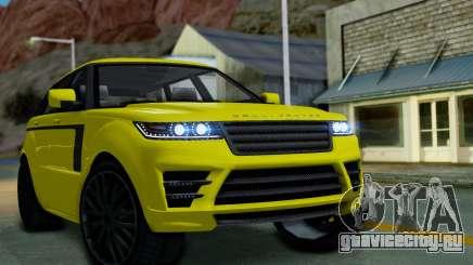 GTA 5 Gallivanter Baller LE для GTA San Andreas