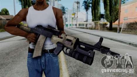 CoD Black Ops 2 - AN-94 для GTA San Andreas третий скриншот