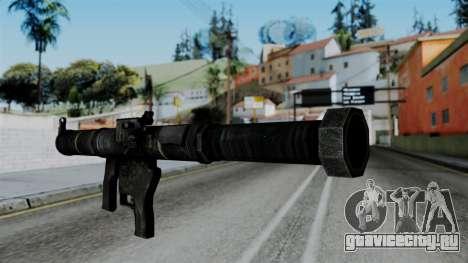 CoD Black Ops 2 - SMAW для GTA San Andreas второй скриншот