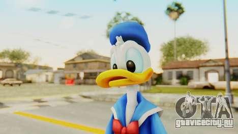 Kingdom Hearts 2 Donald Duck v1 для GTA San Andreas