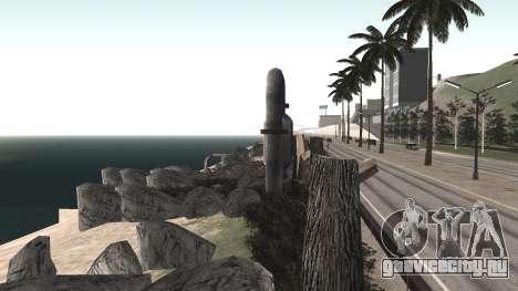 Ремонт дороги Los Santos - Las Venturas для GTA San Andreas одинадцатый скриншот