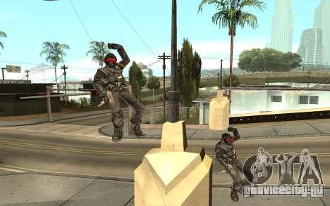 Swat from GTA Criminal Russia для GTA San Andreas