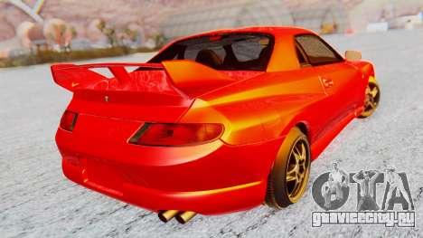 Mitsubishi FTO GP 1998 Version R для GTA San Andreas вид слева