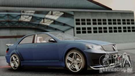 GTA 5 Benefactor Schafter V12 для GTA San Andreas