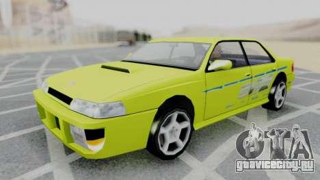 Sultan 2F2F Evo PJ для GTA San Andreas