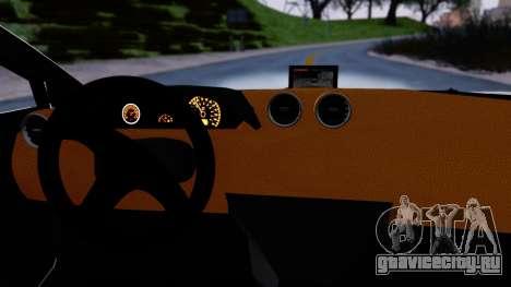 Arrinera Hussarya v2 для GTA San Andreas вид сзади слева